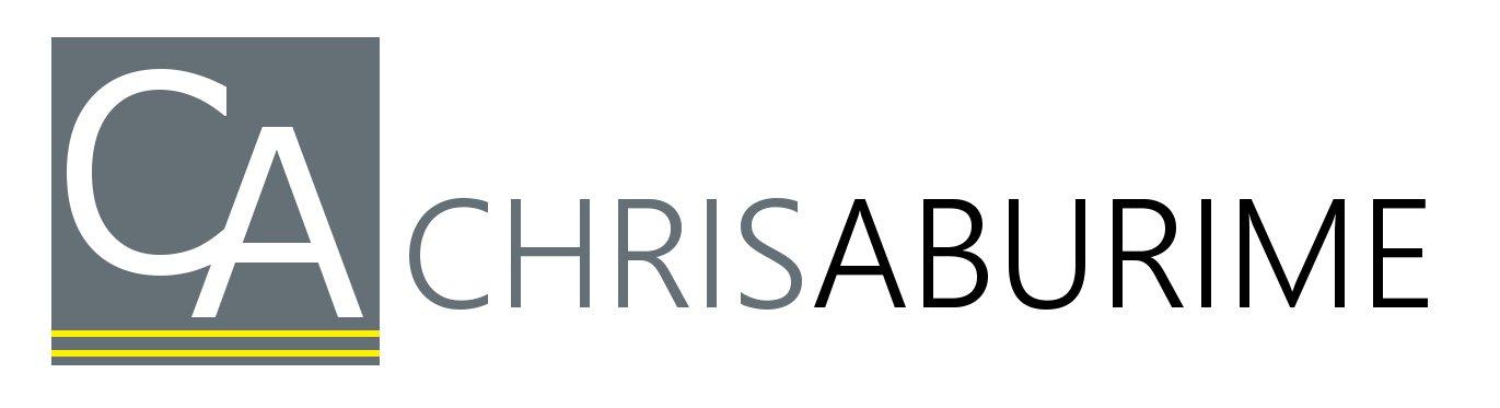 Chris Aburime Logo
